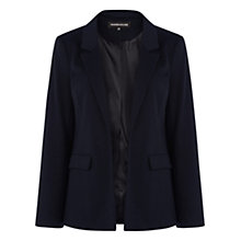 Buy Warehouse Tailored Ponte Jacket Online at johnlewis.com