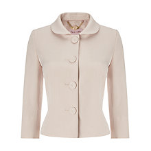 Buy Phase Eight Suzanna Jacket, Nude Online at johnlewis.com