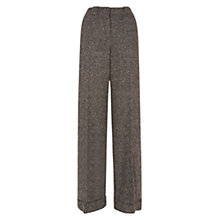 Buy Hobbs Kiley Trousers, Neutral Brown Online at johnlewis.com