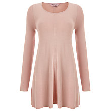 Buy Phase Eight Cali Swing Knitted Jumper, Dusty Pink Online at johnlewis.com
