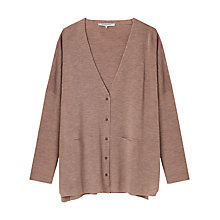 Buy Gerard Darel Byebye Cardigan, Beige Online at johnlewis.com