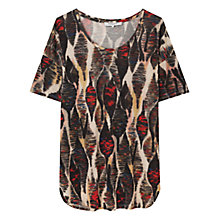 Buy Gerard Darel Belma T-Shirt, Red Online at johnlewis.com