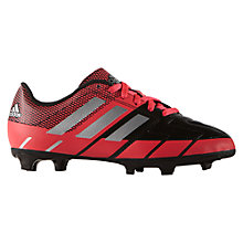 Buy Adidas Children's Neoride III Football Boots, Black Online at johnlewis.com