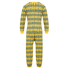 Buy Minions Children's Onesie, Yellow Online at johnlewis.com