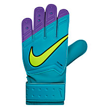 Buy Nike Junior Goalkeeper Match Football Gloves Online at johnlewis.com