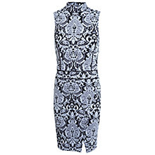 Buy Miss Selfridge Jacquard Wrap Dress, Assorted Online at johnlewis.com