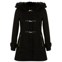 Buy Miss Selfridge Duffle Coat Online at johnlewis.com