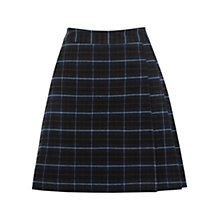 Buy Oasis Check Marley Mini Skirt, Multi Online at johnlewis.com