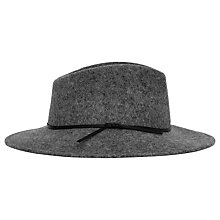 Buy Reiss Wool Ava Classic Trilby Online at johnlewis.com