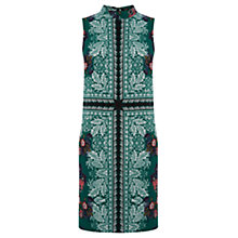 Buy Oasis Skye Dress, Multi/Green Online at johnlewis.com