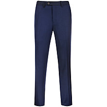 Buy Ted Baker T for Tall Lamptro Trousers, Navy Online at johnlewis.com