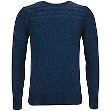 Buy Ted Baker Spoktan Cable Knit Jumper Online at johnlewis.com