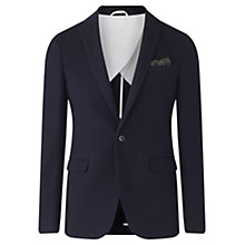 Buy Jigsaw Virgin Wool Cotton Twill Slim Fit Suit Jacket Online at johnlewis.com
