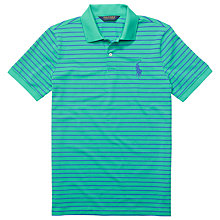 Buy Polo Golf by Ralph Lauren Stripe Polo Top Online at johnlewis.com
