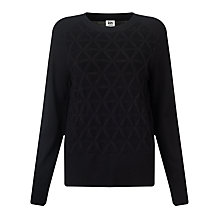 Buy Kin by John Lewis Diamond Knit Jumper Online at johnlewis.com