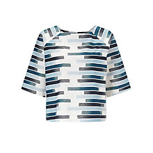 Buy Kin by John Lewis Modular Stripe Top Online at johnlewis.com
