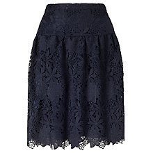 Buy Bruce by Bruce Oldfield Guipure Lace Skirt Online at johnlewis.com