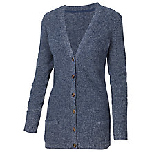 Buy Fat Face Balmoral Boyfriend Cardigan Online at johnlewis.com