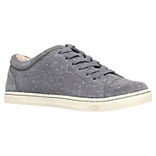 Buy UGG Taya Metallic Constellation Trainers Online at johnlewis.com