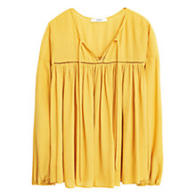 Buy Mango Flowy Blouse Online at johnlewis.com