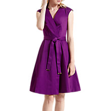 Buy Ted Baker Sigorni Wrap Front Dress Online at johnlewis.com