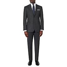 Shop the Look - Grey Birdseye Suit