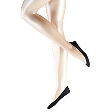 Buy Falke Seamless Step Invisible Sock Liners, Black Online at johnlewis.com