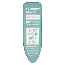 Buy John Lewis Laundry Service Ironing Board Cover Online at johnlewis.com