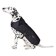 Buy Barbour Quilted Dog Coat Online at johnlewis.com