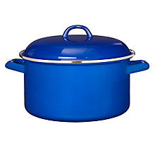 Buy John Lewis Carbon Steel Casserole Online at johnlewis.com