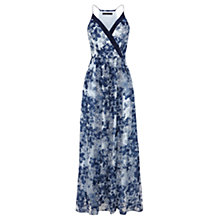 Buy Karen Millen Dramatic Silhouette Dress, Navy Online at johnlewis.com