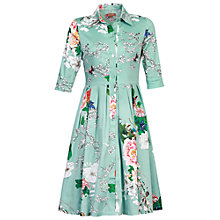 Buy Jolie Moi Floral Print Shirt Dress Online at johnlewis.com