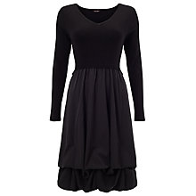 Buy Phase Eight Cayla Hook Up Dress, Black Online at johnlewis.com