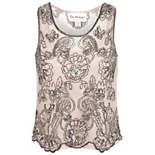 Buy Miss Selfridge Chantilly Top Online at johnlewis.com