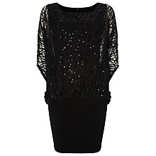 Buy Phase Eight Serrina Sequin Dress Online at johnlewis.com