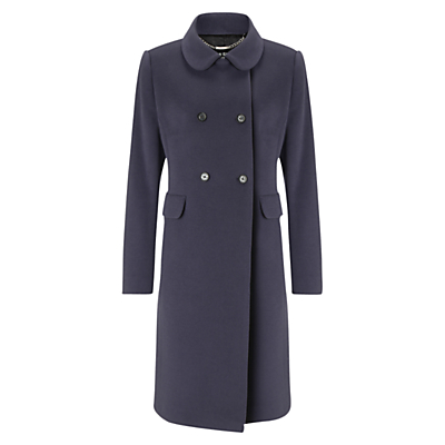 1920s Style Coats Four Seasons Double Breasted Coat £149.00 AT vintagedancer.com