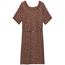 Buy Gerard Darel Robe Dress, Camel Online at johnlewis.com