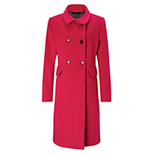 Buy Four Seasons Double Breasted Coat Online at johnlewis.com