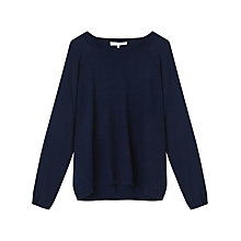 Buy Gerard Darel Betoine Casual Jumper, Blue Online at johnlewis.com