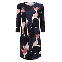 Buy Phase Eight Bobbi Blurred Colour Block Dress, Multi Online at johnlewis.com
