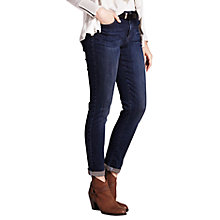 Buy Mint Velvet Raleigh Indigo Skinny Jeans, Blue Online at johnlewis.com