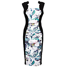 Buy Jolie Moi Floral Print Dress, Multi Online at johnlewis.com