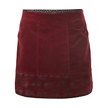 Buy White Stuff Lindy Velvet Skirt Online at johnlewis.com