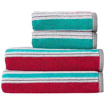 Harlequin Amazillia Towels