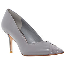 Buy Dune Anamarie Mid Heeled Stiletto Court Shoes Online at johnlewis.com