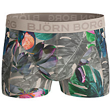 Buy Bjorn Borg Mirage Simply Taipe Trunks, Multi Online at johnlewis.com