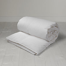 Buy John Lewis Hungarian Goose Down and Feather Duvet, 10.5 Tog Online at johnlewis.com
