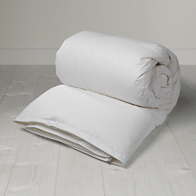 John Lewis Hungarian Goose Down and Feather Duvet, 13.5 Tog (9 + 4.5 Tog) All Seasons