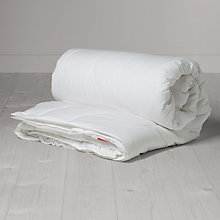 Buy John Lewis Anti Allergy Duvet, 13.5 Tog (9 + 4.5 Tog) All Seasons Online at johnlewis.com