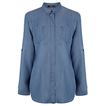 Buy Oasis Tori Denim Shirt Online at johnlewis.com